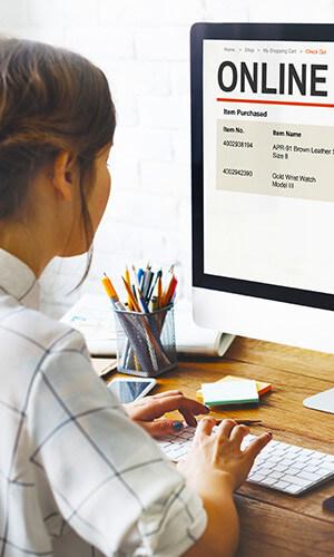 Online Course Registration